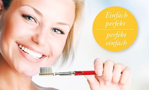 Komplexe Zahnpflege